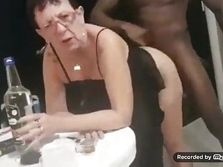 La Guadeloupe amateur funny granny video